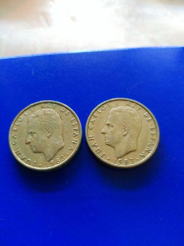 2 Monedas 100 Pts 1983