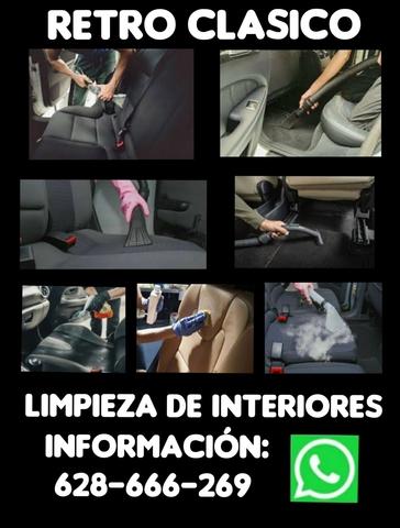LIMPIEZA DE INTERIORES - foto 6