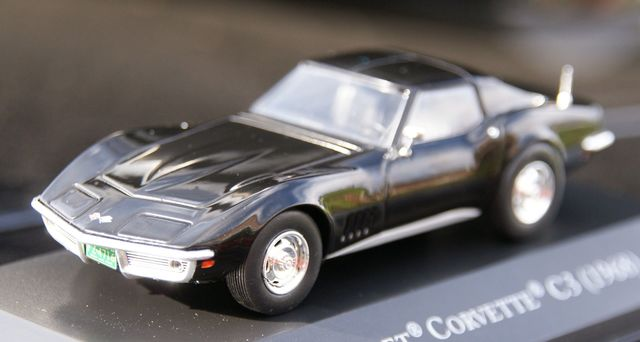 Chevrolet Corvette C3 1968 Escala 1:43 D