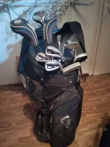 Set Palos De Golf Boomerang Con Bolsa