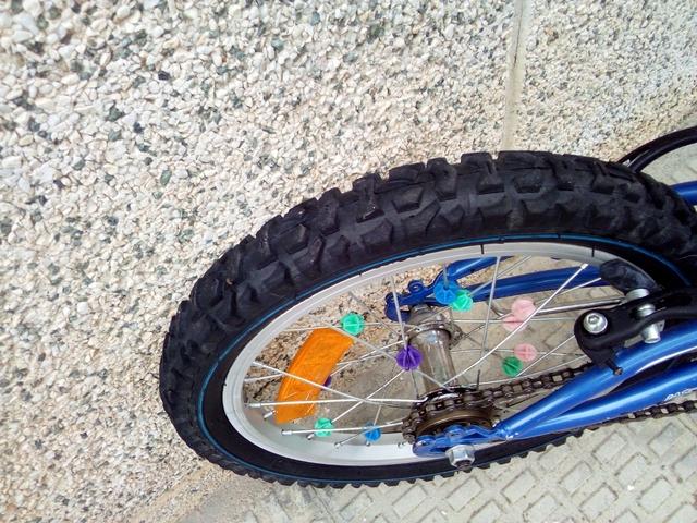 BICICLETA MTB  16 PULGADAS - foto 5