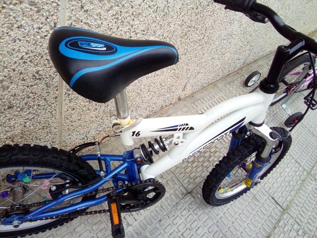 BICICLETA MTB  16 PULGADAS - foto 6