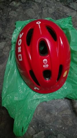 Vendo Casco Bicicleta Para Niño