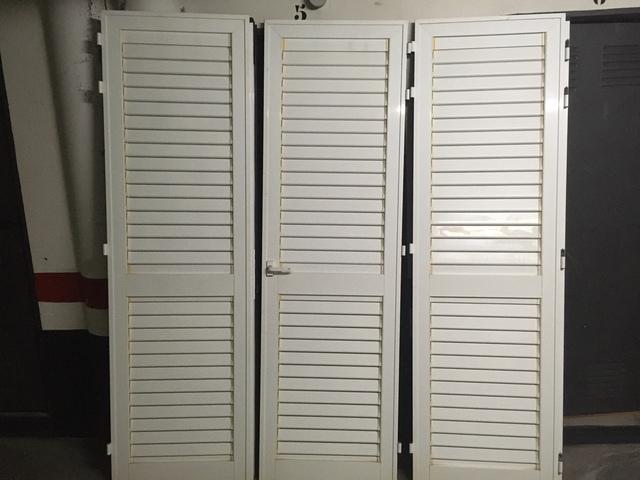 Puertas De Aluminio .