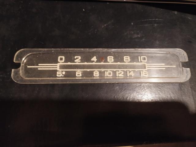 Dial De La Radio De Seat 1400