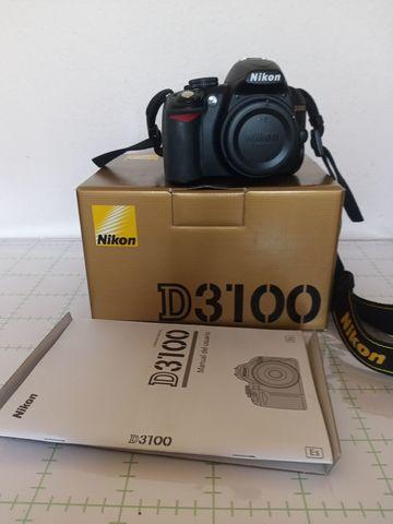 NIKON D3100 - foto 6
