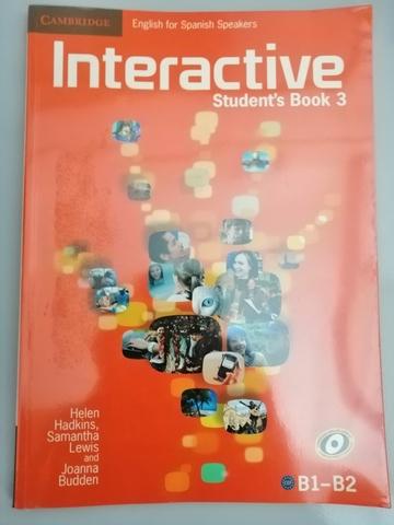 INTERACTIVE,  STUDENT\'S BOOK 3,  B1-B-2 - foto 1