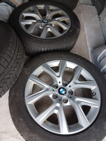 LLANTAS BMW X1 COMO NUEVAS - foto 2