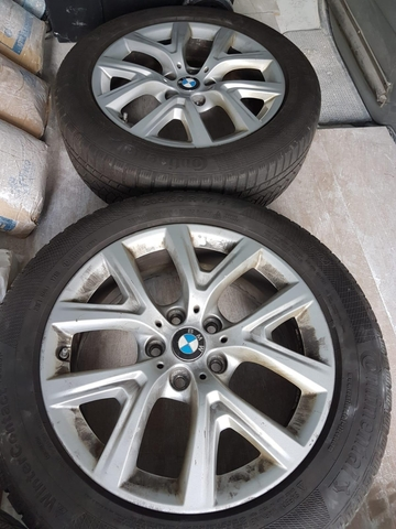 LLANTAS BMW X1 COMO NUEVAS - foto 6