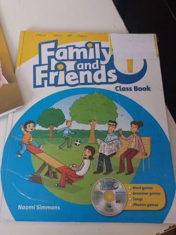 FAMILY AND FRIENDS 3º PRIMARIA - foto 1