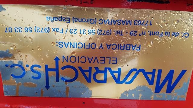 MONTACARGAS ELEVADOR PLATAFORMA.  - foto 9