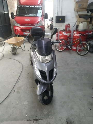 KYMCO - YAGER 125 GT - foto 4