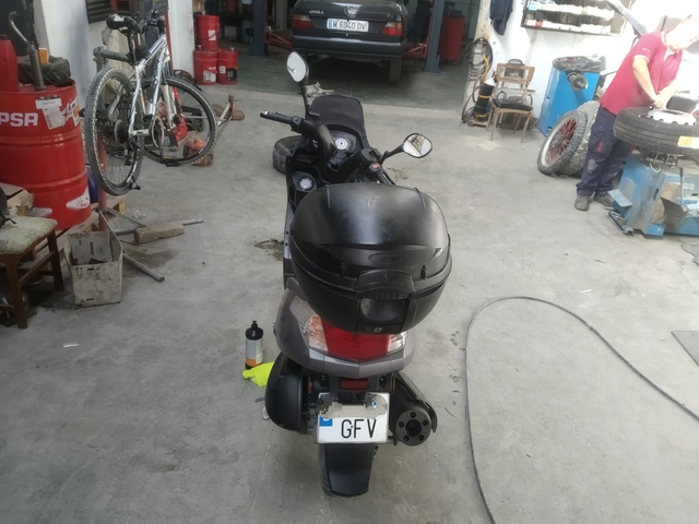KYMCO - YAGER 125 GT - foto 6