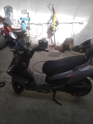 KYMCO - YAGER 125 GT - foto 7