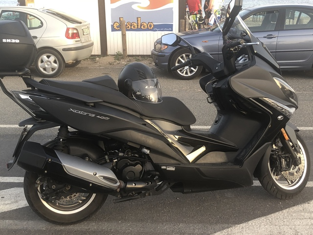 KYMCO - 400 CITING - foto 2