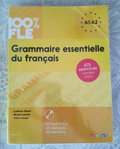 GRAMMAIRE ESSENTIELLE DU FRANÇAIS A1/A2 - foto 1