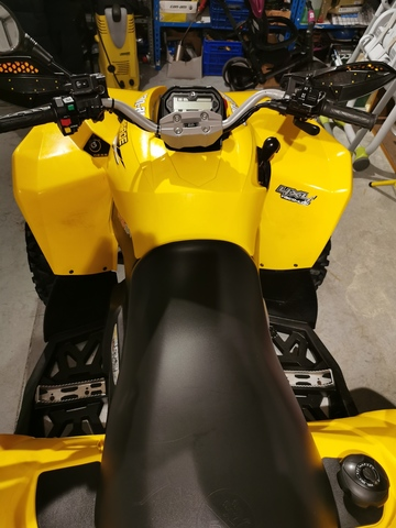 CAN AM - RENEGADE 800 - foto 4
