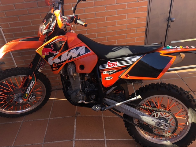 KTM - 450 EXEL - foto 1