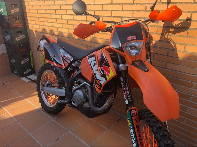 KTM - 450 EXEL - foto 2