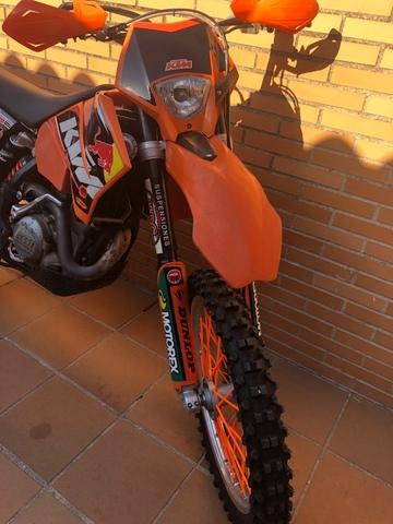 KTM - 450 EXEL - foto 3