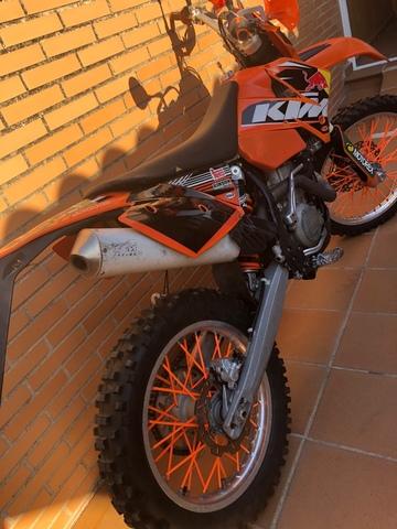 KTM - 450 EXEL - foto 4