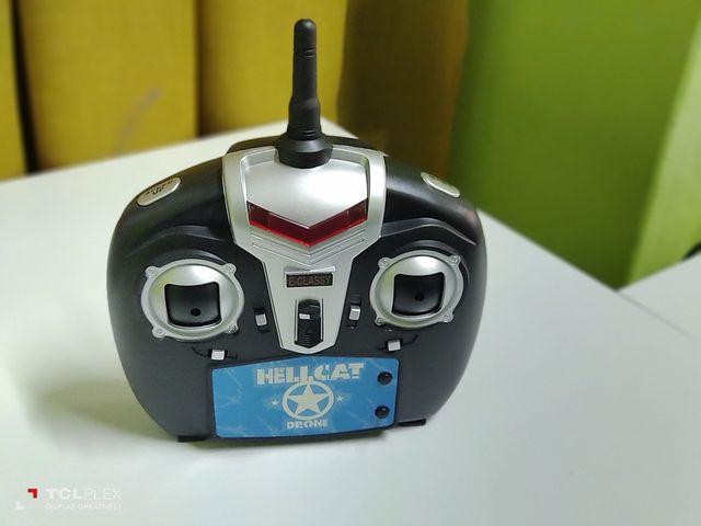 3GO DRONE HELLCAT-BL BLACK/BLUE - foto 5