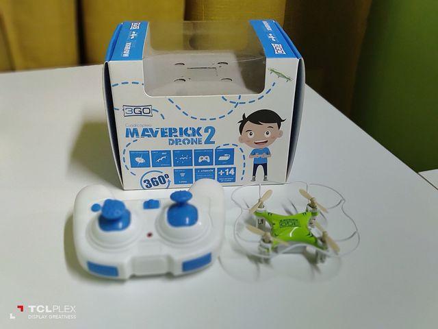 MINI DRON 3GO MAVERICK-2 - foto 4