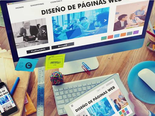 DISEÑO WEB,  SEO Y MARKETING DIGITAL - foto 1