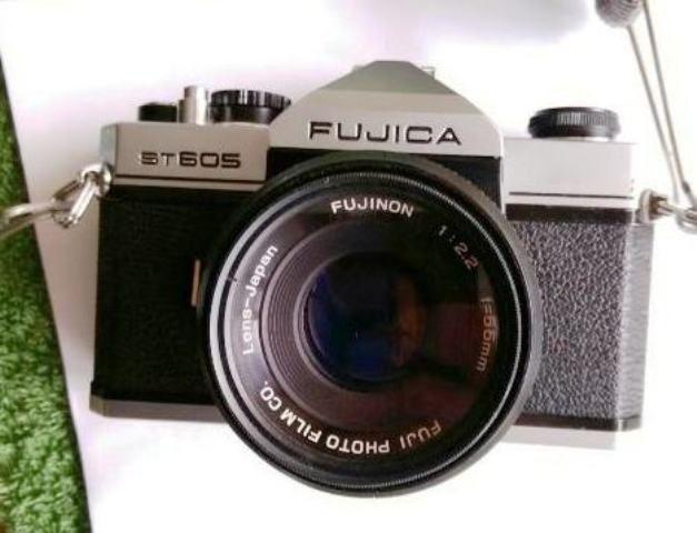 CÁMARA FUJICA ST 605 - foto 1