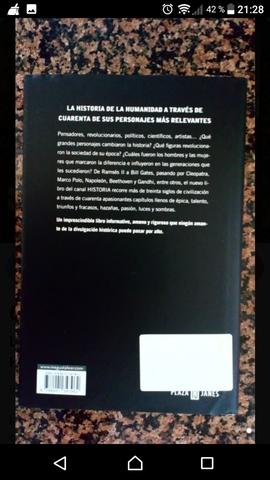 LOS GRANDES PERSONAJES DE LA HISTORIA - foto 2