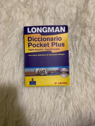 LOGMAN DICCIONARIO POCKET PLUS - foto 1