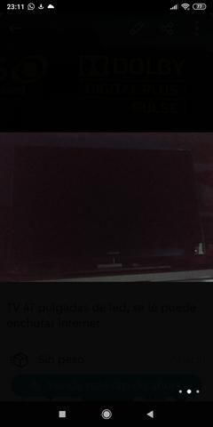 TV 47 PULGADAS DE LED - foto 2