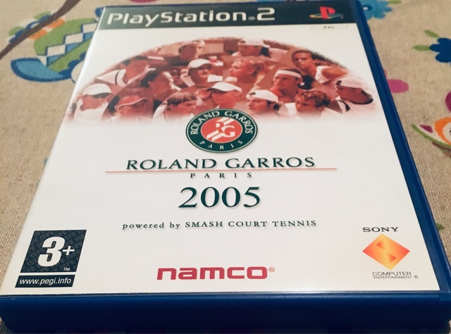 ROLAND GARROS 2005 - foto 1