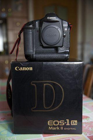 CANON EOS 1DS MARK II - foto 1