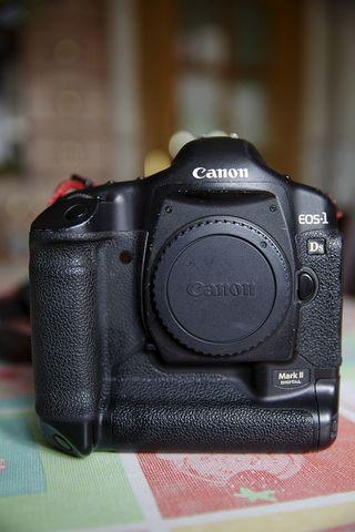 CANON EOS 1DS MARK II - foto 2