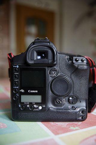 CANON EOS 1DS MARK II - foto 3