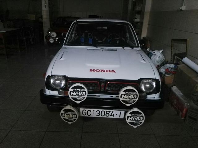 HONDA CIVIC 1977 - CLASICO - foto 1