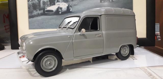 Renault 4 Norev 1:18