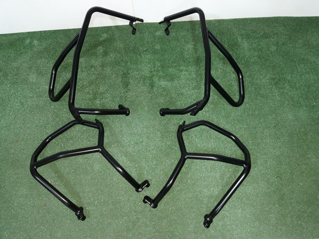 DEFENSAS LATERALES BMW R 1200 GS 2013/16 - foto 3