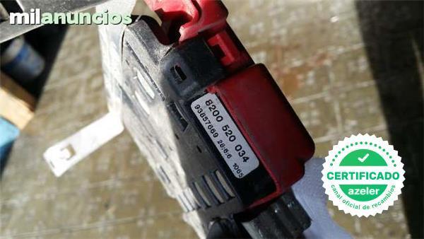 CAJA FUSIBLES RENAULT M9R - foto 4