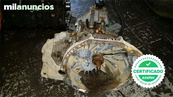 CAJA DE CAMBIOS RENAULT M9R740 - foto 4
