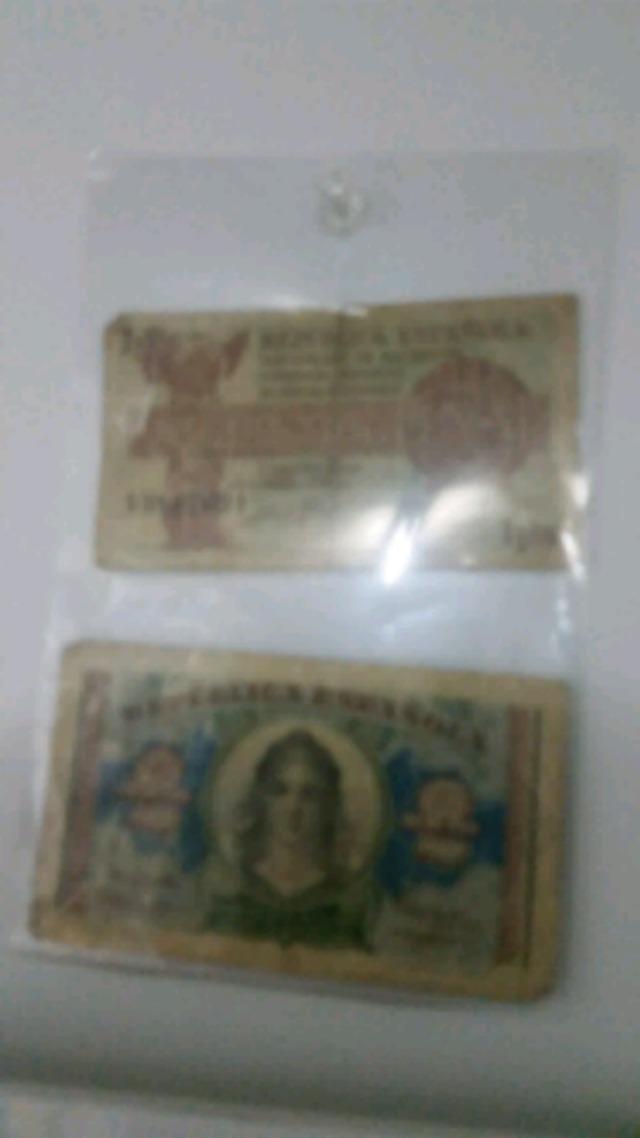 Billetes Españoles
