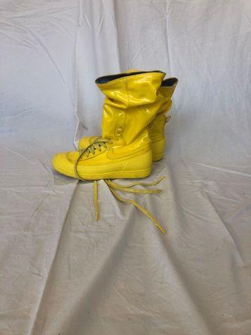 zapatillas nike amarillas