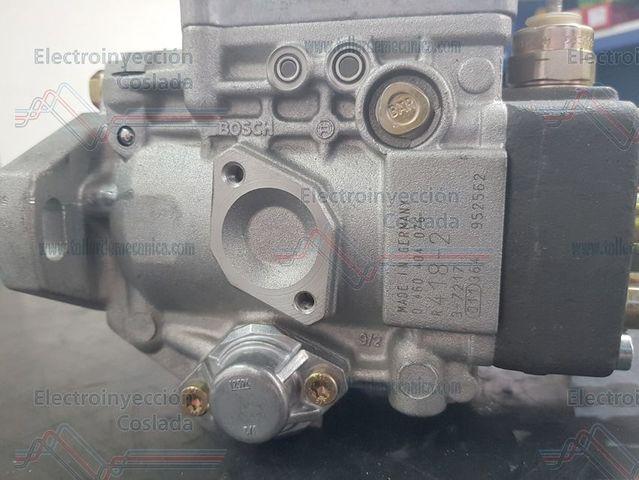 CP1H bomba de combustible diesel Sello Kit para regulador de presión de entrada válvula dosificadora
