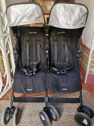 silla paseo gemelar segunda mano sevilla
