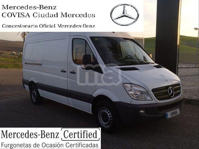 /> Espejo negro tapa izquierda para Mercedes Sprinter 5-t recuadro catre 06