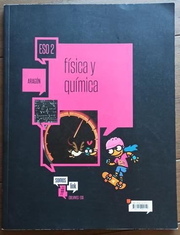 LIBRO FÍSICA Y QUÍMICA 2 ESO - foto 1