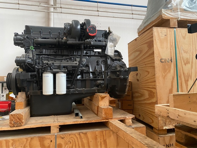 MOTOR COMPLETO F3BE0684 - foto 2