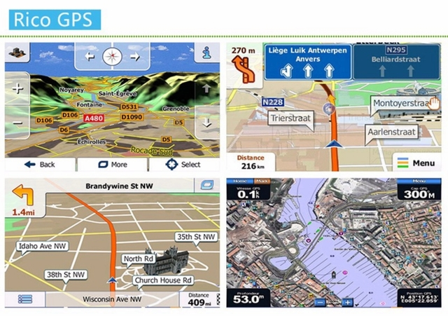 GPS IGO TRUCKS PRO 2021 EUROPA - foto 6