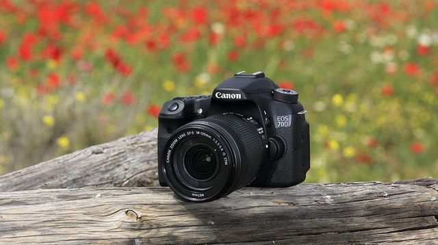 CANON 70D + SIGMA ART 18-35MM 1. 8 + 50MM - foto 1